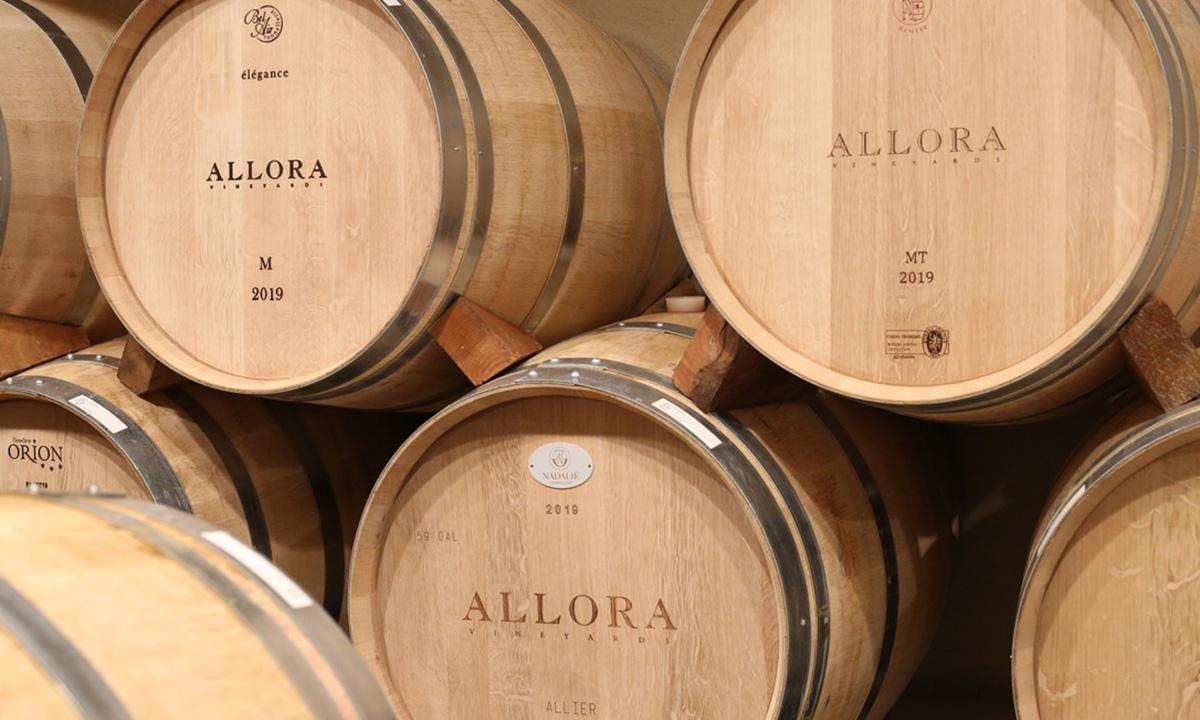 Allora Napa Valley Wine Making